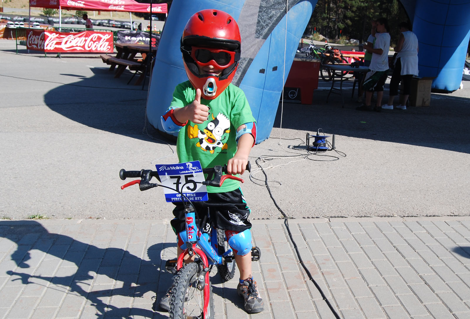 Season Bike Park Pass for children
