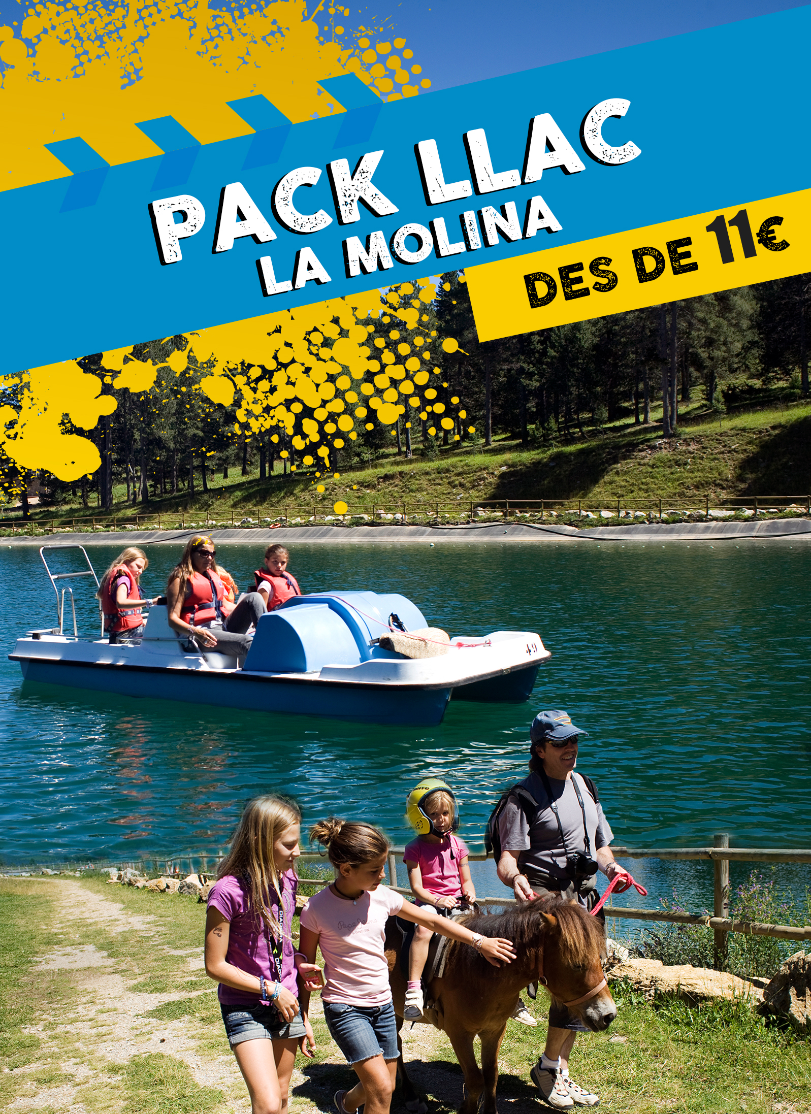 Lake Activity Pack